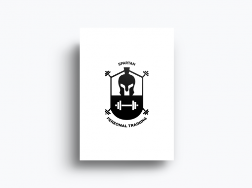 Spartan personal training logo