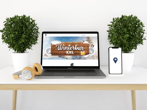 WINTERBAR website