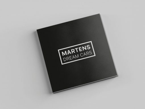 MARTENS DREAM CARS brochure
