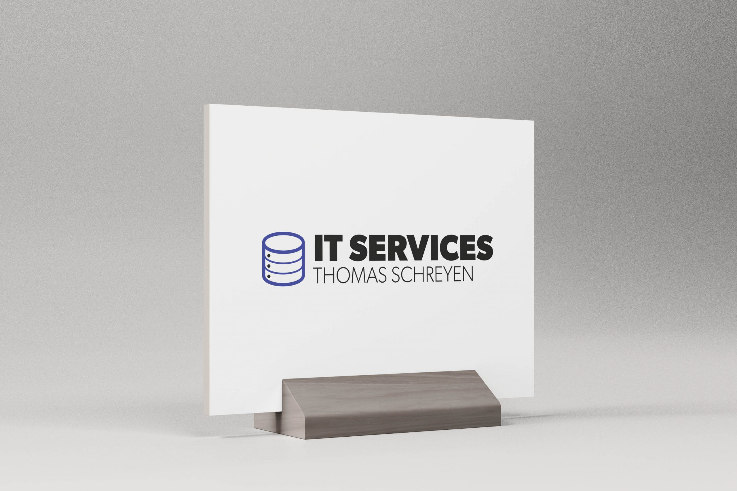 Logo IT Services Thomas Schreyen