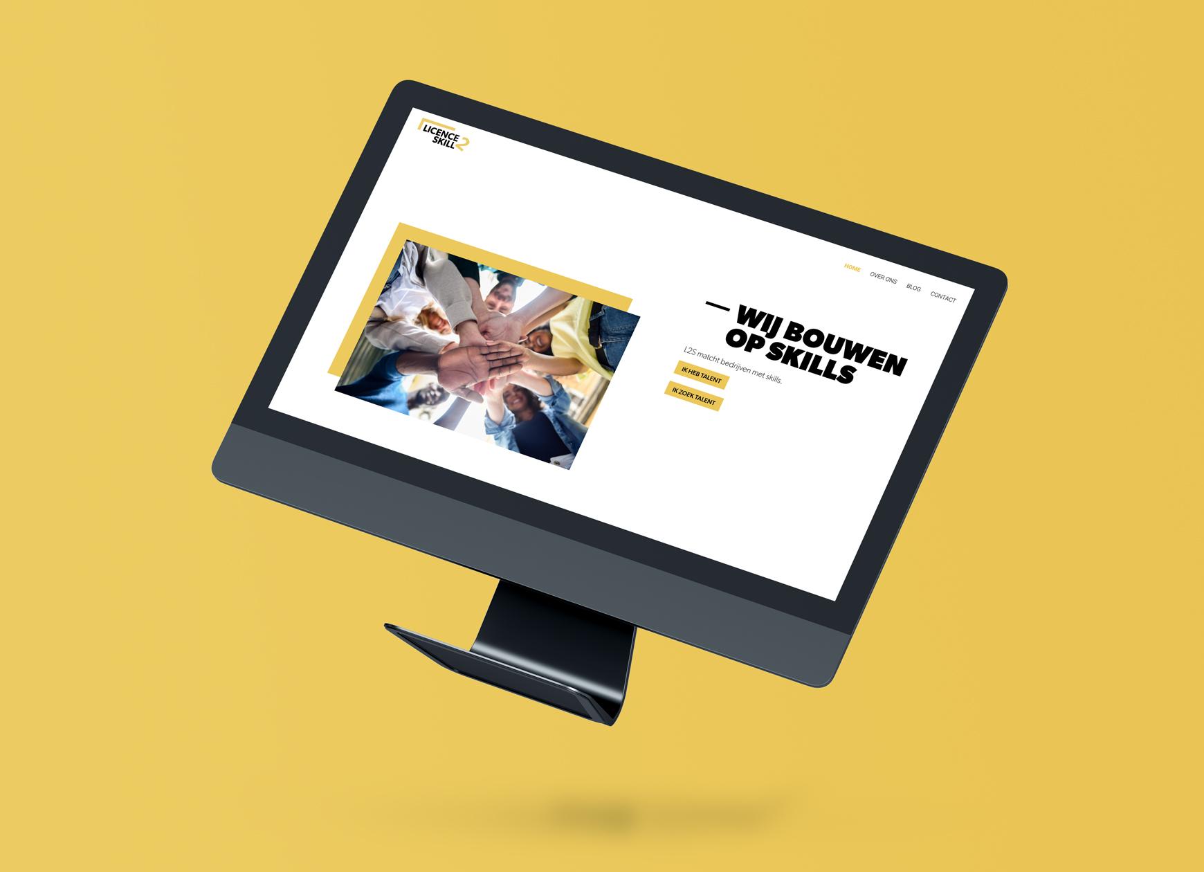Licence2Skill-website